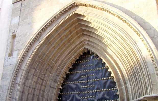 Chiesa di San Esteban a Siviglia