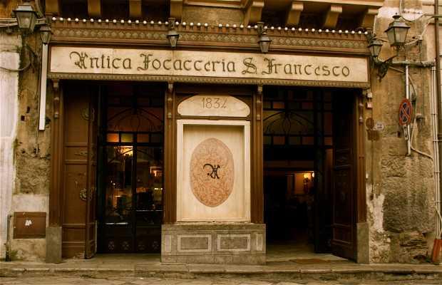 Antica Focacceria San Francesco