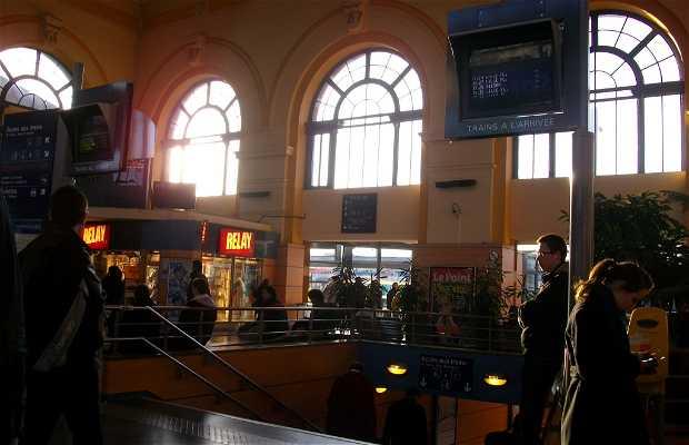Estación de Valenciennes