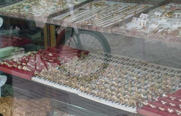 Souk es Sebbat (Jewelry Souk)