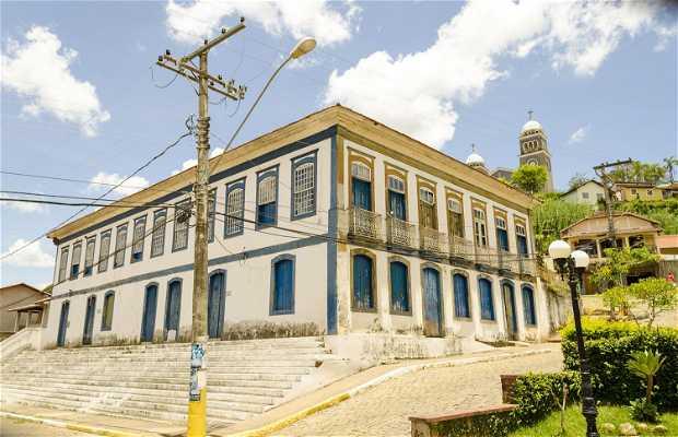 Antiga Prefeitura de Pouso Alto