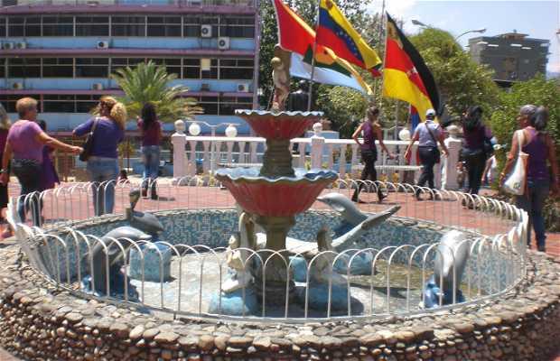 Plaza 24 de julio