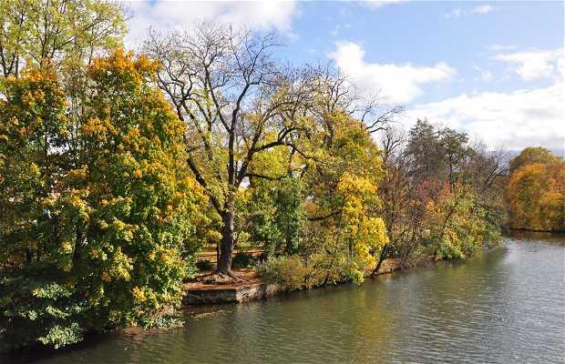 Río Pegnitz
