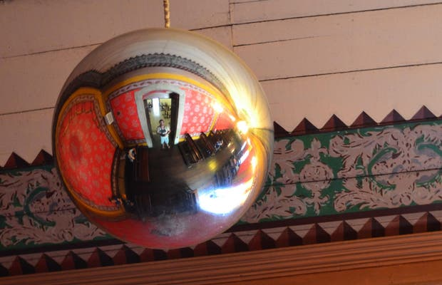 Capela da Igreja de Nossa Senhora da Piedade
