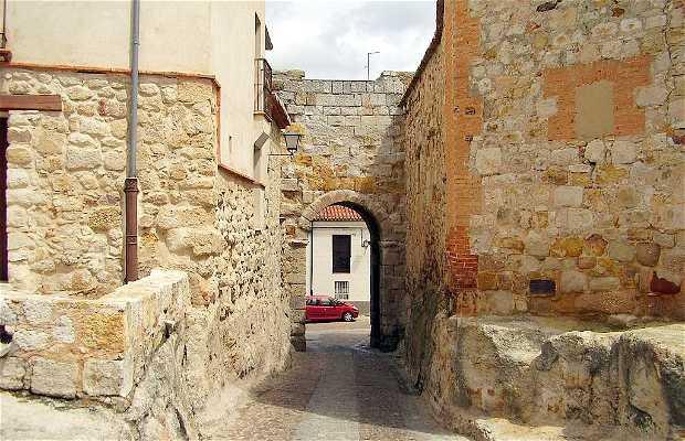 Porta di Doña Urraca di Zamora