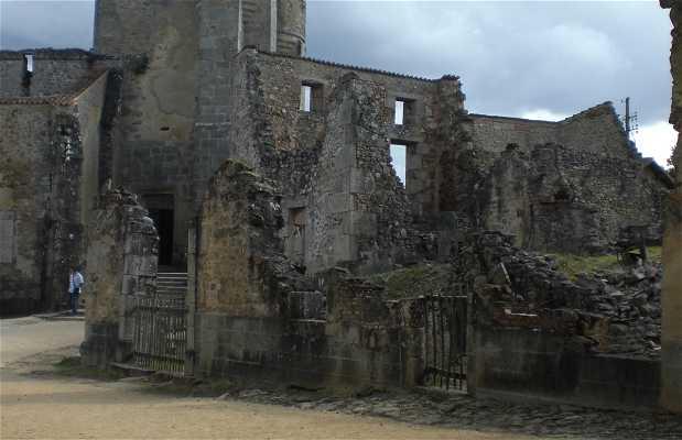 Eglise d'Oradour