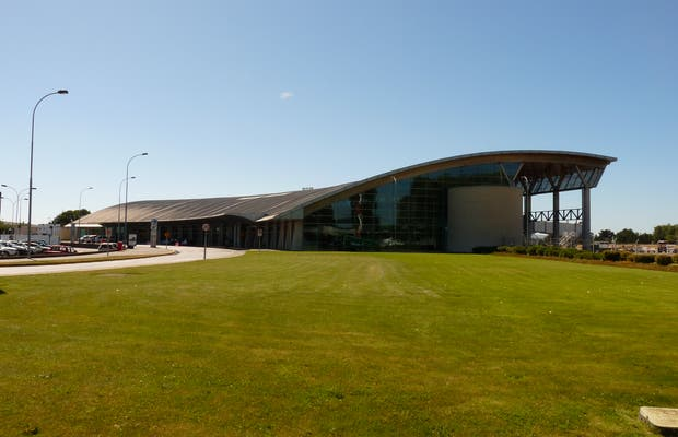 Aeropuerto Carriel Sur