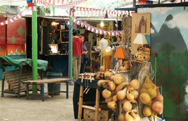 Feria artesanal Bellavista