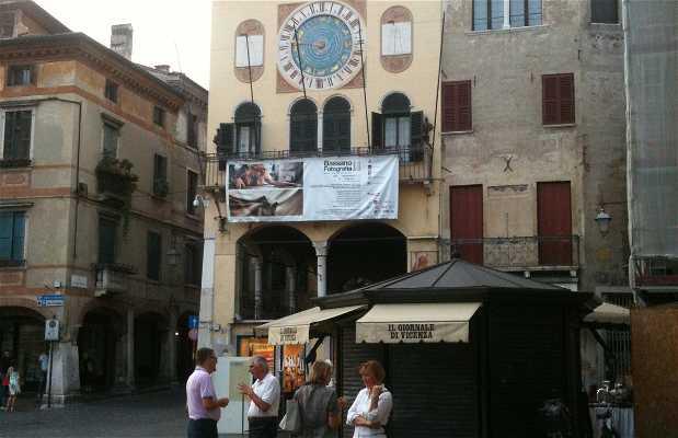 Piazza Libertà and Piazza Garibaldi