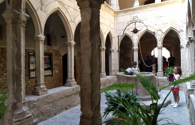 Antiguo Hospital de Santa Magdalena