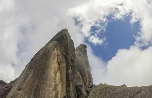 Base do Pico das Prateleiras