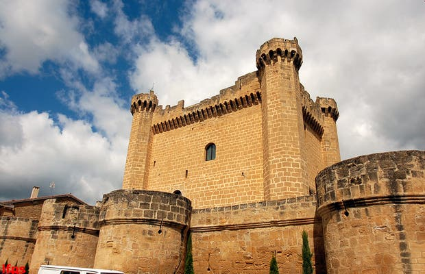 Sajazarra Castle