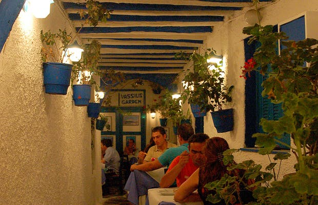 Cidade de Naxos - Chora
