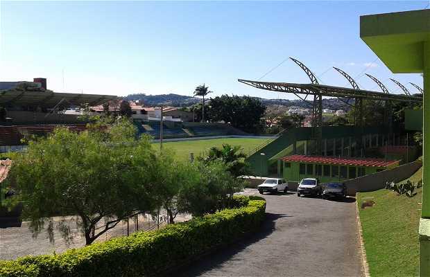 Estádio de Futebol Nélo Bracalente em Vinhedo