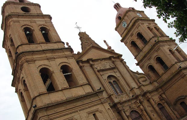 Cathédrale de la Santa Cruz