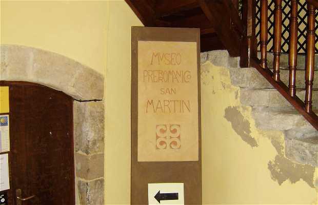 Musée Pré roman San Martin