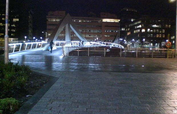 Ponte Tradeston