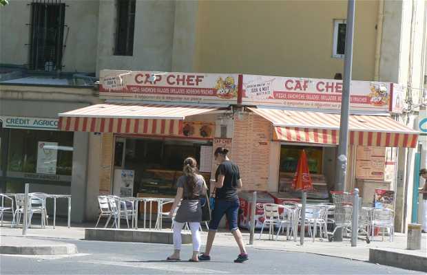 Cap Chef (Jour et Nuit)