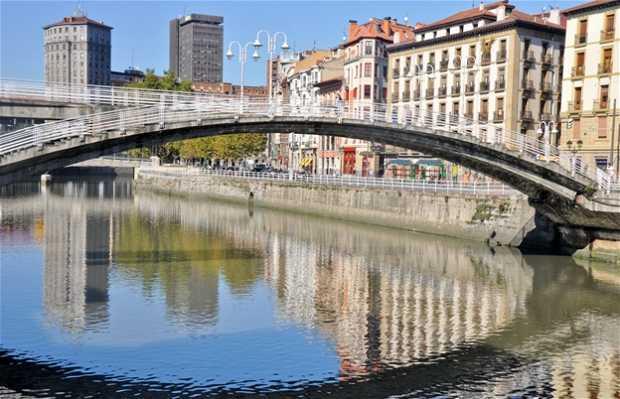 Bridge of la Ribera
