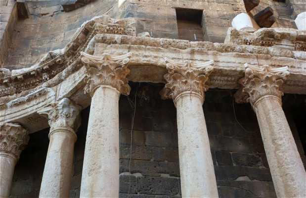 Anfiteatro di Bosra