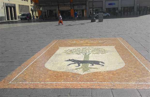 Mosaico della Lupa