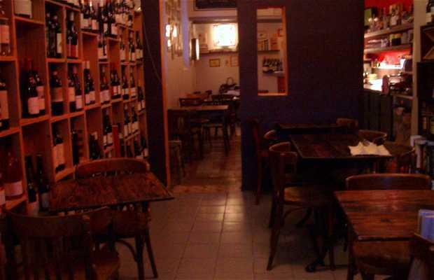 Les buvards cave à vin