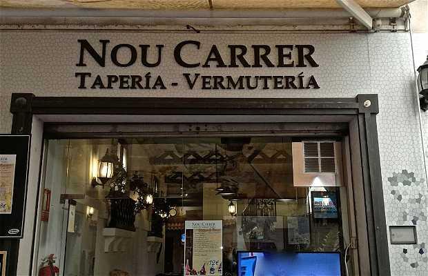 Tapería-Vermutería Nou Carrer