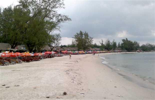 Playa de Ochheuteal