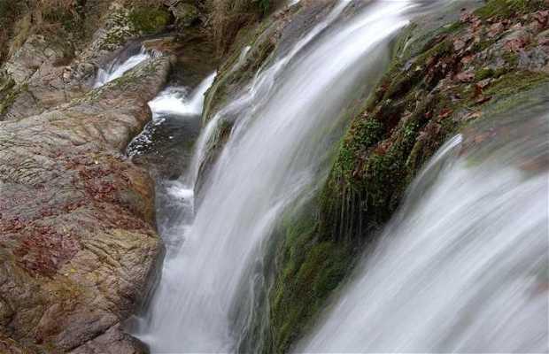 Cascada de Erroiarri