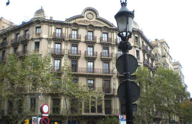 Barrio Dreta de l'Eixample