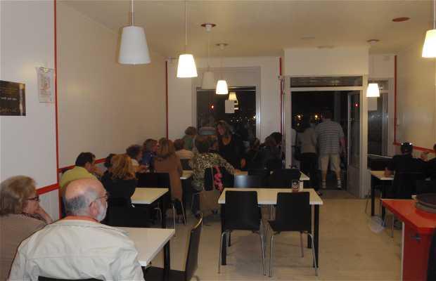 Cafetería la Charca