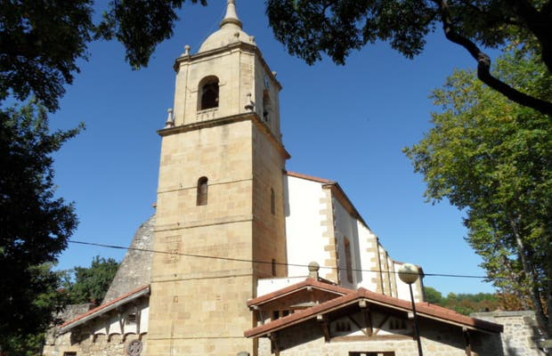 Eglise Notre-Dame de Getxo - Andra Mari
