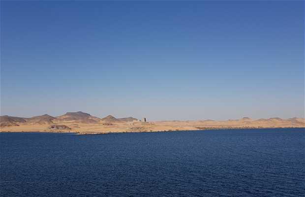 Distraction sur le Nil