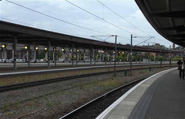 Estación de York