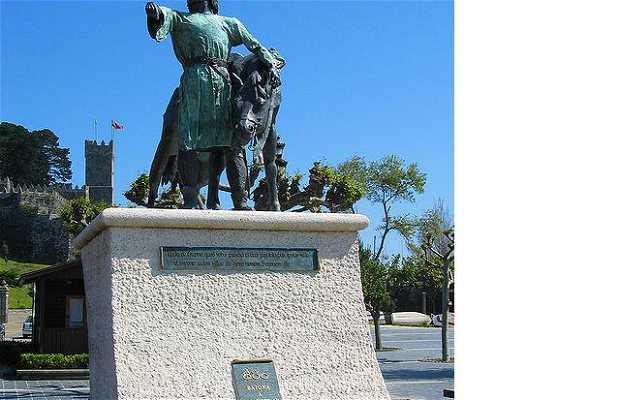 Monument a Alfonso IX