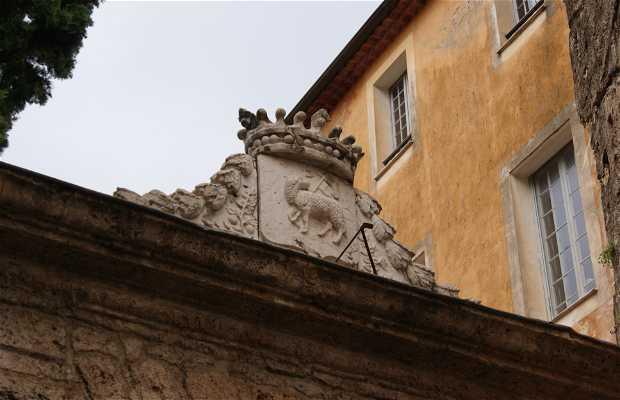 Place de la Poissonnerie, Grasse