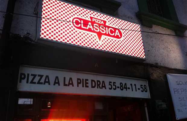Pizza Classica México