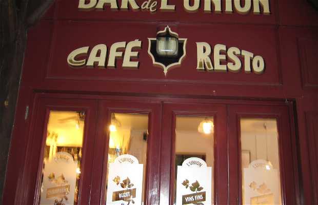 restauranet bar de l'Union