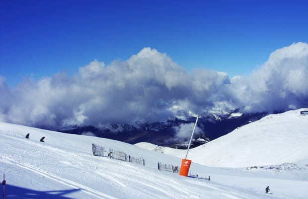 Estación de esquí de Cerler