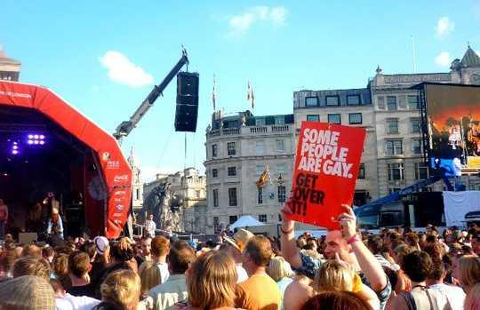 London Gay Pride 2010