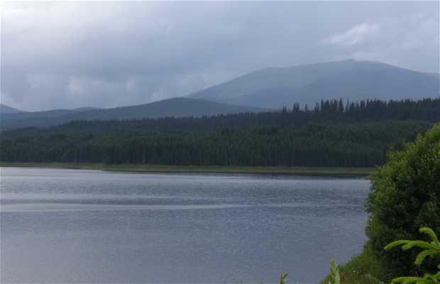 Lago de Oasa