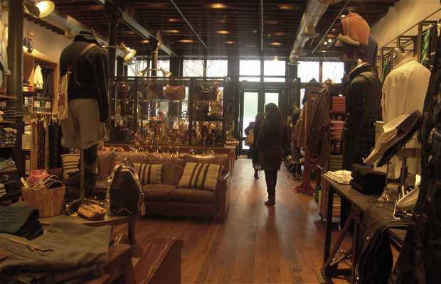 Le magasin Ralph Lauren