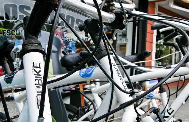 Alquiler Bicicletas Suances