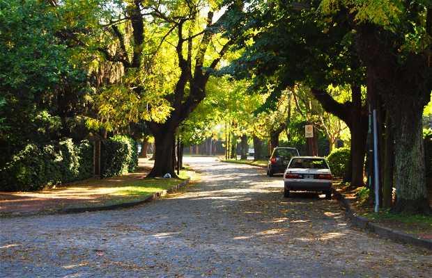 Barrio Parque Aguirre