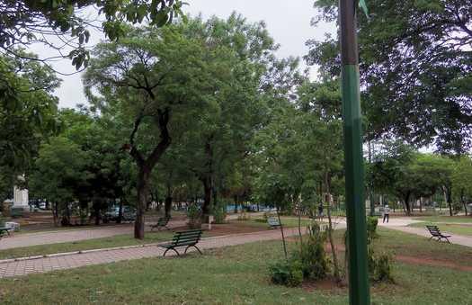Parque de la Victoria
