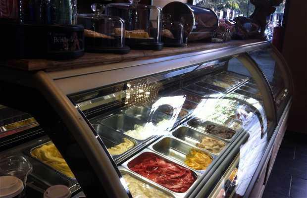 ice cream shop Amorino