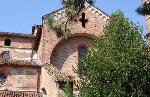 Abbaye de santa maria de Staffarda