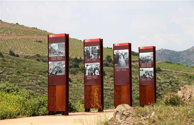 Memorial of exile