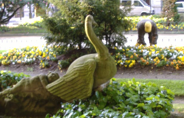 la sculpture de José Luis Medina