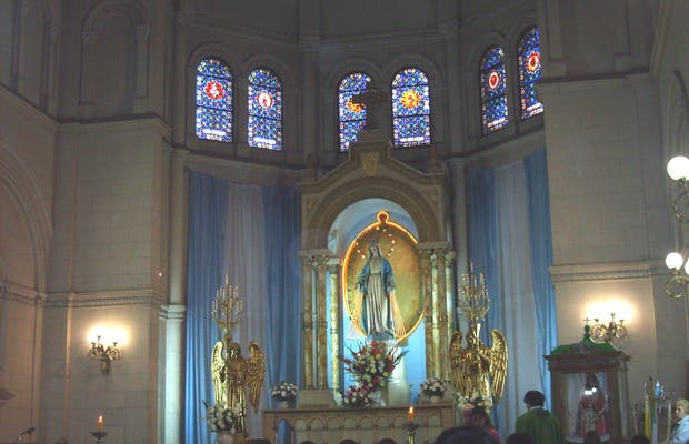 Iglesia de la Virgen de la Medalla Milagrosa